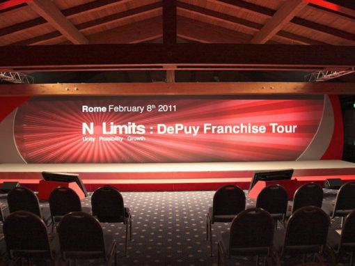 DePuy – Tour