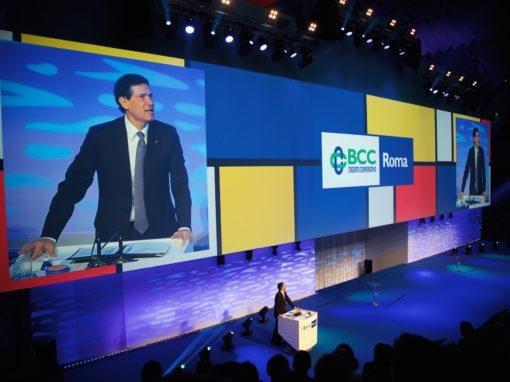 BCC Roma Convention del Personale